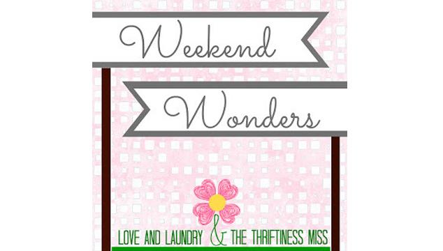 Weekend Wonders