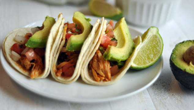 10-Minute Street Tacos